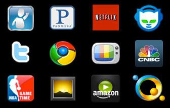 Applicazioni per Google TV